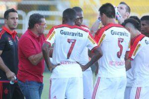 Time se apresentou mal no Estádio da Cidadania (Foto: Site Oficial)