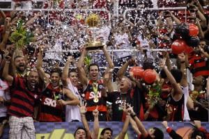 Ano passado, o Mengão foi campeão após vencer o Paulistano (Foto: Flamengo)