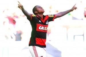 Flamengo vence o Bangu no sub 20