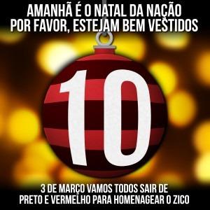 #BemVestidoNoNatal