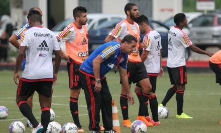 Flamengo mantém mistério
