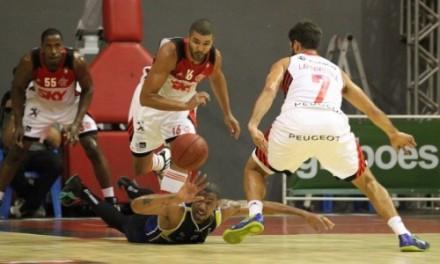 2 x 1: Flamengo faz excelente partida e vence o São José