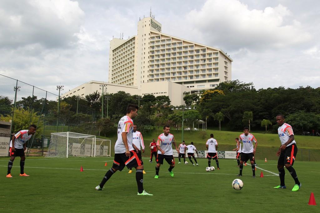 Flamengo retorna ao local onde realizou pré temporada. (Foto: Gilvan de Souza - Flamengo)