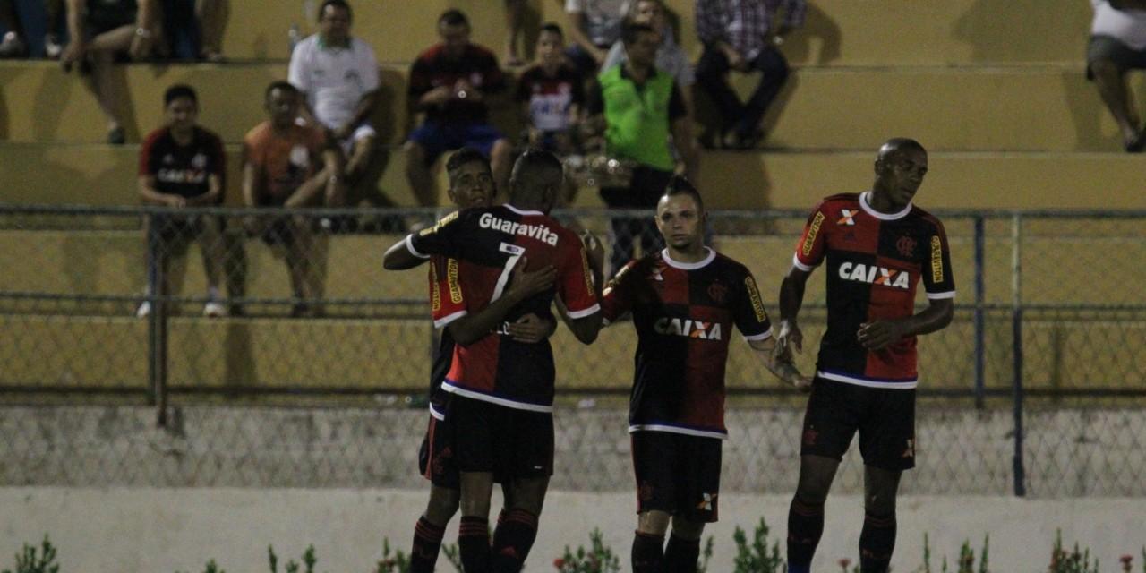Flamengo bate a equipe do Icasa-CE em amistoso pré-Brasileirão