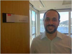 Claudio Pracownik, ocupa hoje a vice-presidência de administração (Foto: Flávio H. Souza/MRN)
