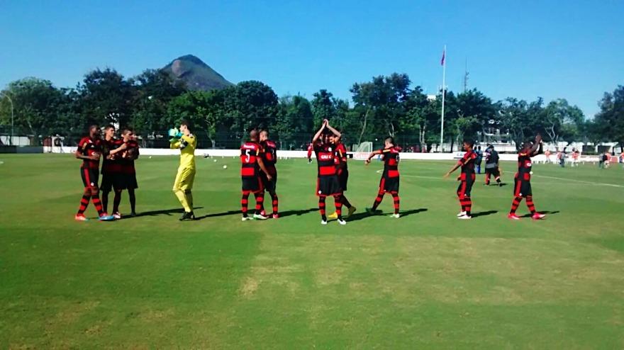 Flamengo vence no Brasileiro sub 20