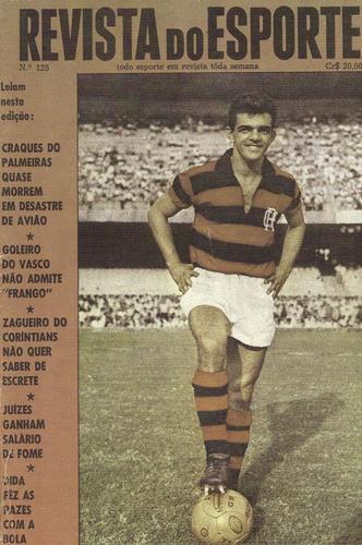 Dida marcou seu gol e foi destaque da partida (Foto: Reprodução Revista do Esporte)