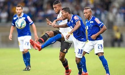 Atuações: De saída, Alecsandro faz partida pra esquecer, Samir volta a ser titular, mas falha; notas de Cruzeiro 1 x 0 Flamengo