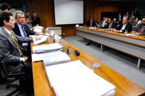 Comissão mista pode votar MP do Futebol hoje (Foto: Marcos Oliveira/Agência Senado)