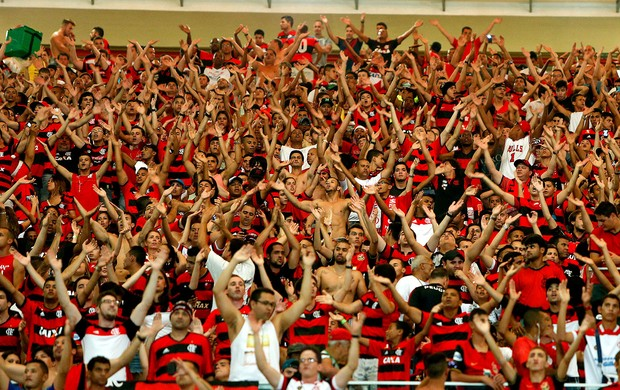 Qual a cara que a torcida percebe no futebol do Flamengo?