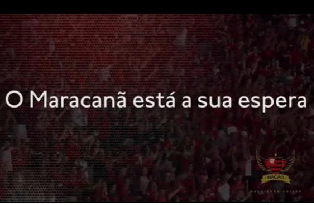 Flamengo convoca torcedor