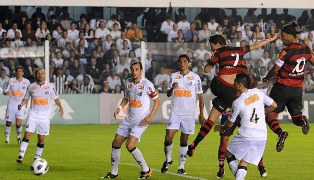 #Épico4x5 PÓS-JOGO Santos x Flamengo Brasileiro 2011