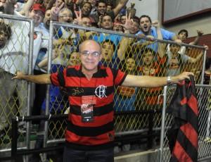 Eleito presidente no final de 2012, EBM manteve a política de austeridade | Foto Flamengo