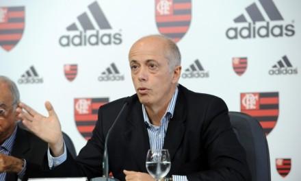 Wallim Vasconcellos será candidato à presidência do Flamengo