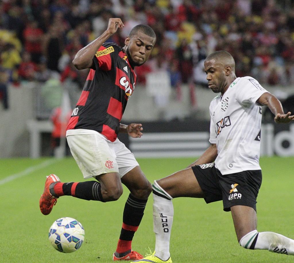 Marcelo Cirino tem tudo para formar um grande ataque e fazer história no Flamengo