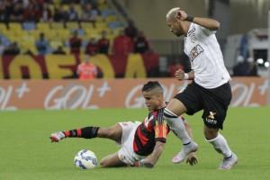 Time acumula mais uma derrota em casa. Torcida saiu com gosto amargo do estádio | Foto Flamengo