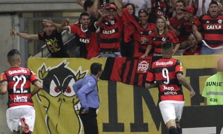 Atuações: Guerrero decide novamente, e marca pela 1° vez no Maracanã; notas de Flamengo 1 x 0 Grêmio
