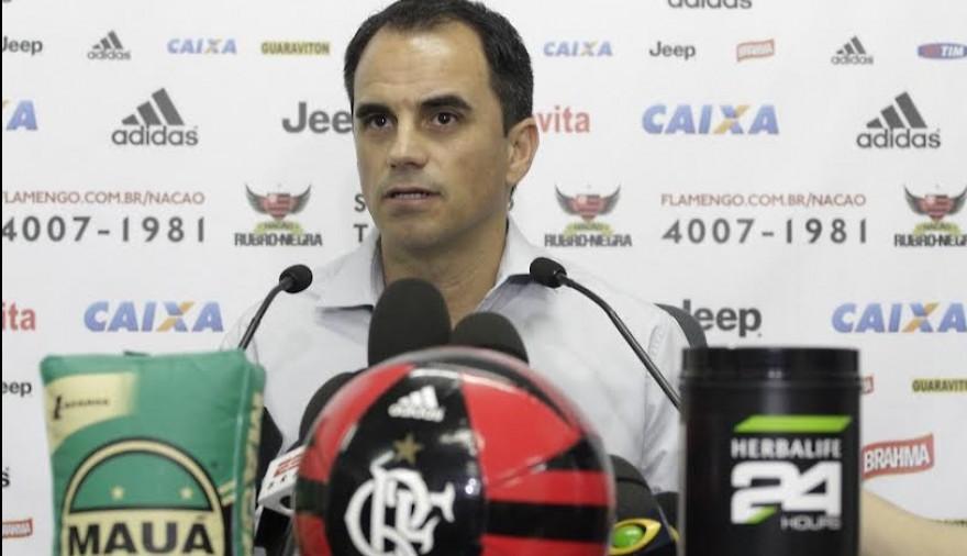 Rodrigo Caetano confirma Ederson