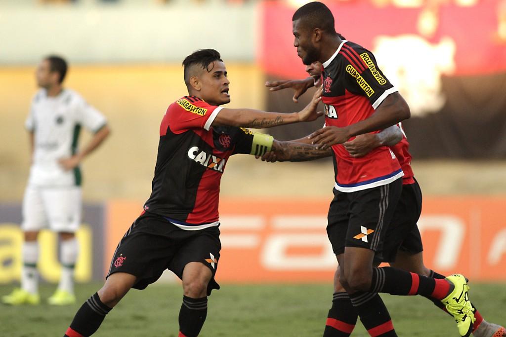 Cirino se recupera no 2º tempo e decide | Foto Gilvan de Souza/Flamengo