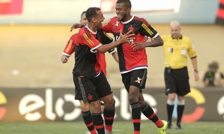 Atuações: Cirino marca o gol da vitória, César fecha o gol; notas de Goiás 0 x 1 Flamengo