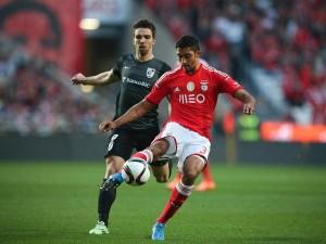 Poucas oportunidades: Benfica acredita no potencial do jogador | Foto Benfica/Divulgação