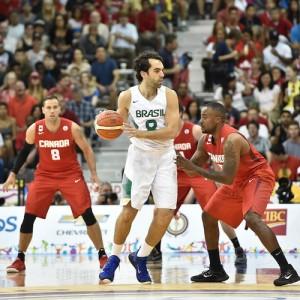 Benite foi considerado o melhor jogador do grupo que jogou no Pan | Foto FIBA