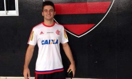 Flamengo acerta com Arthur Renan, ex-Anderlecht de 19 anos