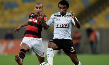 Atuações: César falha, e Sheik entrega no fim; notas de Flamengo 1 x 2 Figueirense