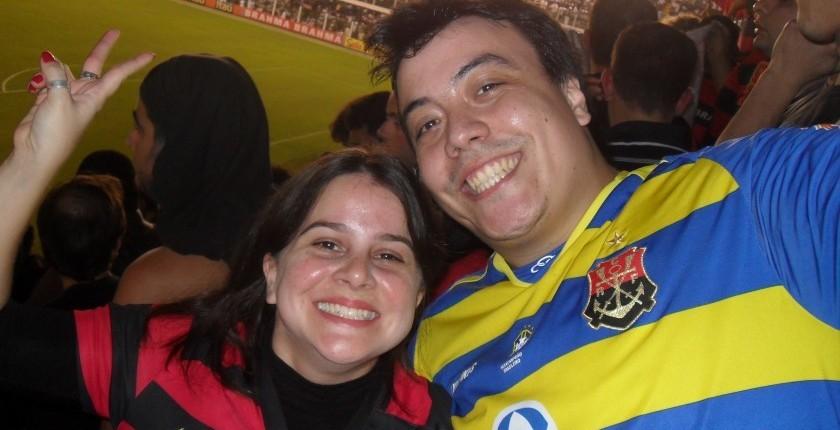 Eu também estava lá: Ser Flamengo é acreditar sempre