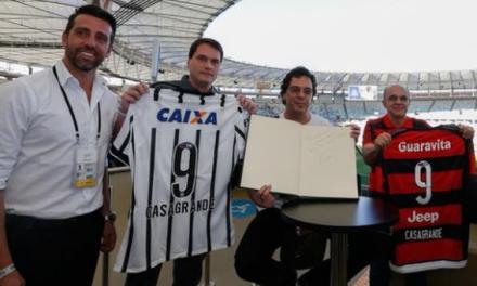 Flamengo e Maracanã S/A explicam hino do Corinthians