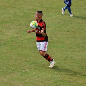 Matheus Iacovelli- Destaque do jogo com 4 gols. Foto: Instagran do jogador (_Iacovelli9)