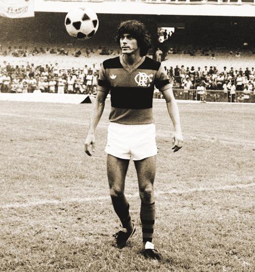 Lico chegou ao Flamengo em 1980