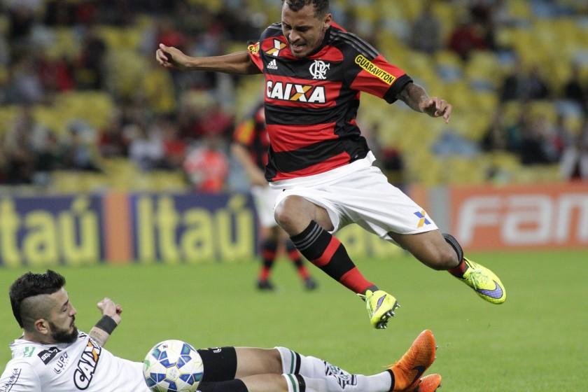 Boas exibições de AP27 viram esperança do Flamengo contra o Sport | Foto Gilvan de Souza/Flamengo