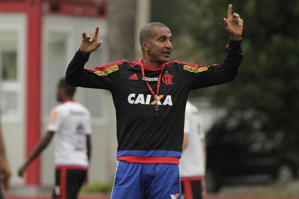Cristóvão perde ou ganha: o treinador ainda não empatou desde que cheou ao Fla. | Foto Gilvan de Souza/Flamengo