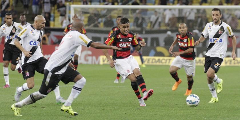Novo gol de bola parada tira Fla da Copa do Brasil