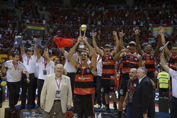 Imparável: FlaBasquete é campeão invicto da Liga das Américas | Foto Flamengo