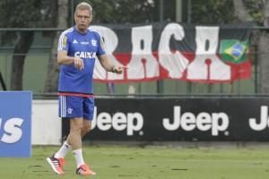 Contando as dificuldades nos dedos: Fla enfrenta postulantes ao título ou G4. | Foto Flamengo
