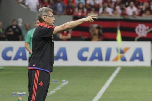 Oswaldo: Mudanças inexplicáveis|Foto Flamengo