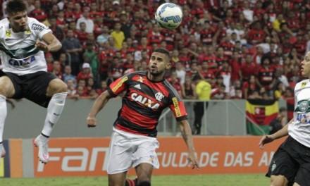 ATUAÇÕES: Em noite de pouca inspiração; nenhum destaque individual. Notas de Flamengo 0 x 2 Coritiba