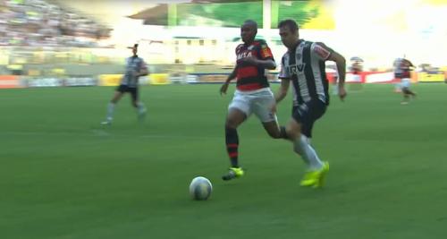 Time jogou bem no 1T. Depois de levar o 3º gol na etapa final, não teve forças pra reagir. Foto Flamengo