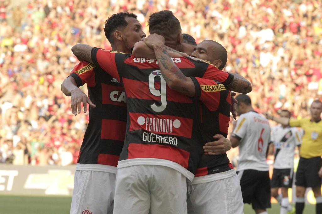 Guerrero ainda está em alta e não deve ser substituído | Foto: Gilvan de Souza/Flamengo