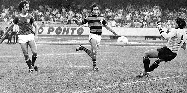 Goleada sobre o Palmeiras animou depois do empate com o Santinha   Foto Reprodução
