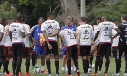 32ª Rodada do Brasileiro: Semana de treinos do Flamengo