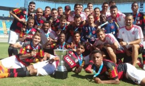 Final da Taça Rio Botafogo 2x5 Flamengo Flamengo Campeão Carioca