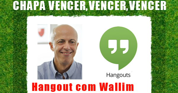 Review do Hangout com Wallim Vasconcellos