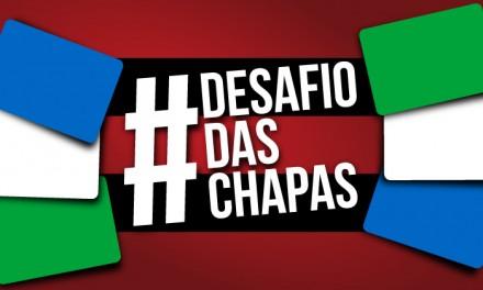 #DesafioDasChapas – FLA-GÁVEA E ESPORTES OLÍMPICOS