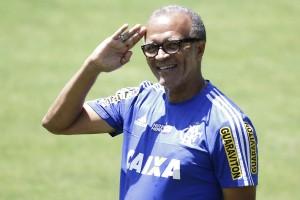 Jayme está feliz em retornar ao lugar onde começou. Foto: Gilvan de Souza/Flamengo