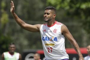 Kayke retorna ao time titular. Foto: Gilvan de Souza/Flamengo