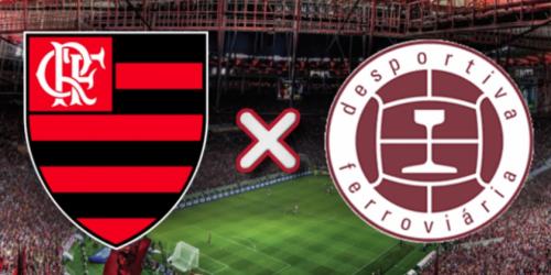Desportiva e Flamengo marca boa semana de treinos e retorno de Jayme