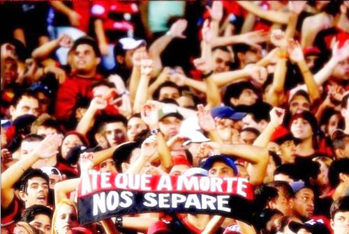 Domingo também é dia de mostrar seu amor pelo Flamengo! (Foto: reprodução)